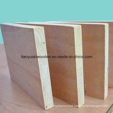 18mm Okoume Faced Blockboard for Furniture