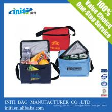 Сумки для нетканых или полиэфирных охладителей / Дешевый теплый теплый и холодный сумка-холодильник