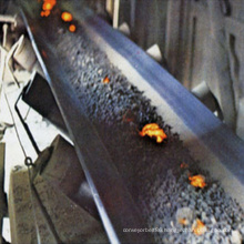 ISO Flame Heat Resistant Steel Cord Rubber Conveyor Belts