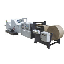 Food Paper Bag Making Machine with Handle