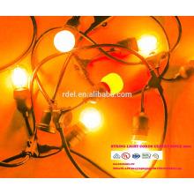 SLO-107 multi lampe titulaire chaîne s'allume avec prise schuko VDE UE cordon d'alimentation
