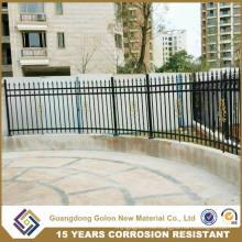 Paneles de valla recubiertos en polvo de aluminio de alta calidad