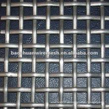 Malla de contención malla de alambre rizado con precio competitivo en tienda (proveedor)