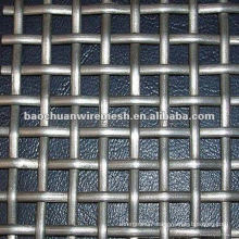 Retaining wall crimped wire mesh with competitive price in store(supplier)