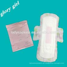 Fabricação de diferentes tipos de absorventes higiênicos absorventes higiênicos