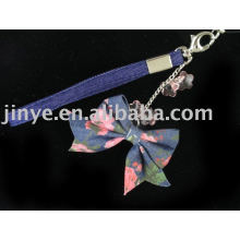 Jean Demin strap with demin bow