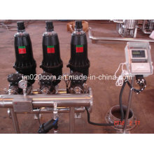 Filtro de disco de água de aço inoxidável para tratamento de irrigação