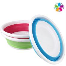 Creative pliegue lavabo de plástico de plástico (SLP046)