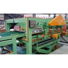 High Speed Metal Fly Cut to Length Line