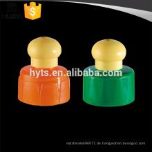 28/410 farbige Kunststoffflaschenverschluss Push Pull Cap