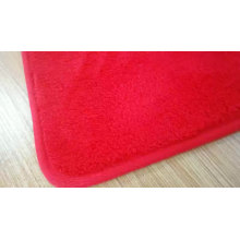 anti slip Color changing carpet rubber backing carpet tile