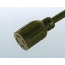 Los cables de alimentación de CA de UL de Estados Unidos