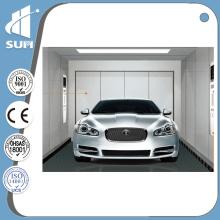 Mit Ce-Zertifikat lackiert Stahl Finish Fahrzeug Aufzug
