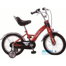 16 '' alto cromo bifurcaciones baratos niños bicicleta bici interruptor