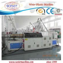 Kunststoff-Doppelschneckenextruder für WPC-PVC-Granulierung