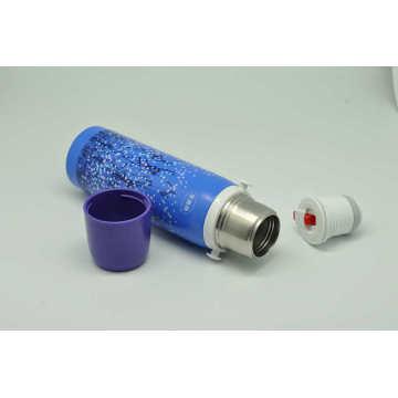 Edelstahl-Doppelwand-Isolierflasche Svf-1000e der Qualitäts-Flaschen-304