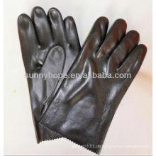Anti-chemische pvc beschichtete Handschuhe