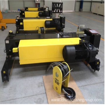 metallurgical double girder crane
