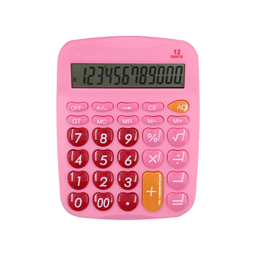 HY-2318 500 desktop calculator (5)