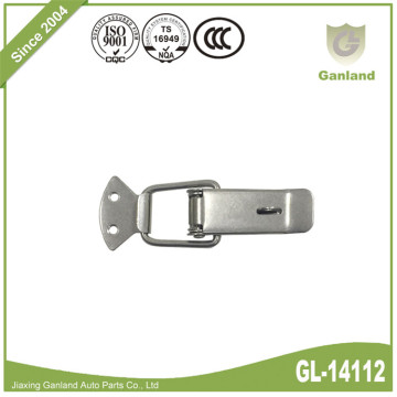 Toggle Lock Clasp Buckle Latch for Cabinet Boxes