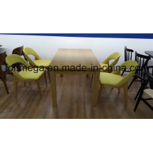 Conjunto de muebles de restaurante del hotel de lujo para la venta al por mayor (FOH-WRS15)