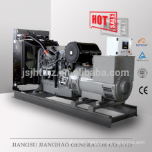 60HZ AC three phase 120kw generator with UK engine 1106A-70TG1 150KVA electric generator
