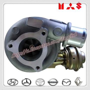 Turbocompresseur Gt2052V 14411-Vc100 724639-5001s pour Nissan Zd30