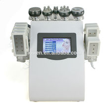 5in1 40k Kavitation Vakuum Lipo Laser / 2015 Lipo Laser Maschine