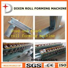 Dx Metal Stud & Track / C Channel Roll Machine formatrice