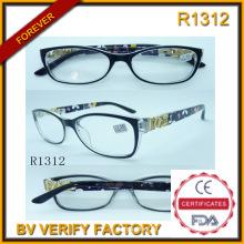 Handel Versicherung Vintage Brille & Lesebrille für ältere Menschen (R1312)