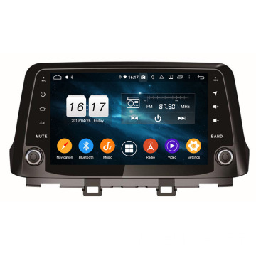 Kona 2017 car multimedia Android 9.0