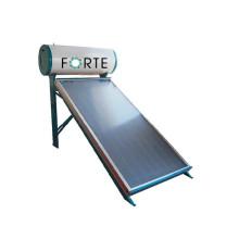 Kompakter Flachplatten-Solarwarmwasserbereiter-Kollektor