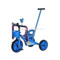 Китай производитель продвижение дешевой цене baby коляска / три колеса ребенка трехколесный велосипед с тренировкой бар / baby коляска трехколесный велосипед