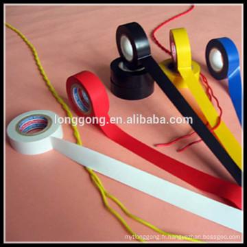 Fabrication, Usine Ruban isolant en PVC isolant