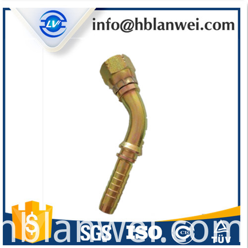 22612D hydraulic hose fitting