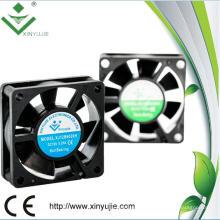 Precio de fábrica Ventilador de CC de 12 voltios 6020 60 mm 60X60X20mm