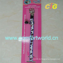 Neueste Design Katze Halsband