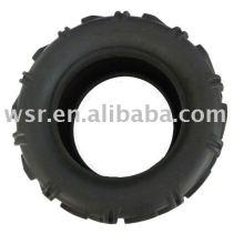 Course de voiture de jouet en caoutchouc pneus-A097