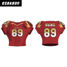Sublimation Polyester American Football Jersey (C232)