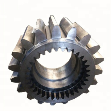 CNC Gear Cutting Da LuoYang