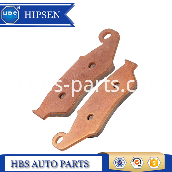 VD161 Motorcycle Brake Pad