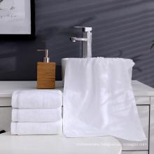 Large White Large Bath Towel High Quality Cotton Soft  Comfortable Absorbent Beach 2pcs Face Towel Set