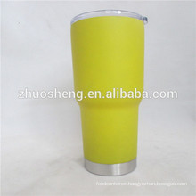 30oz insulated stainless steel vacuum tumbler