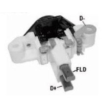 IB529 Alterntor regulator napięcia do AUDI VW z bosch 0123515013 1197311529 0123515028