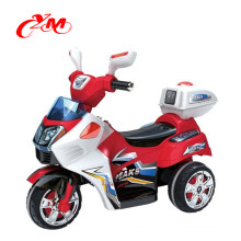 high quality kids mini electric motorcycle for 3-6yearsyears old/plastic electric car for kids ride on battery operated