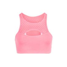yoga remolding medium strength prop up sport bra (with pad)