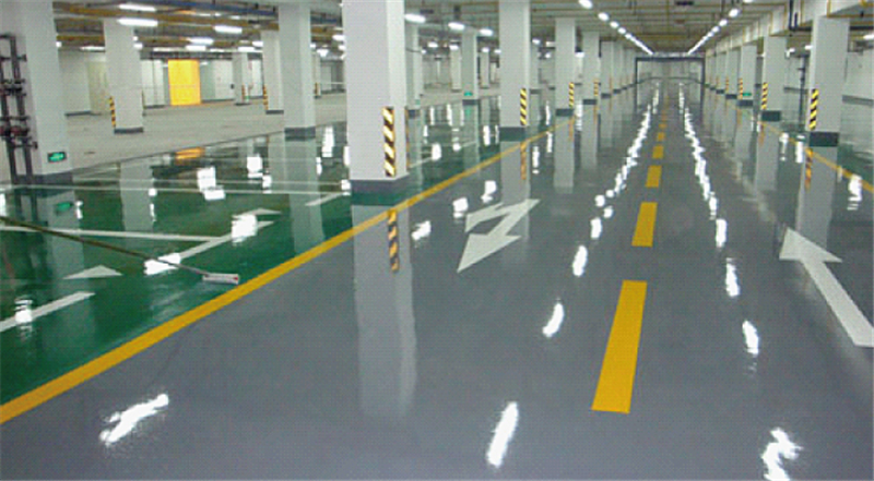 non slip epoxy flooring systems