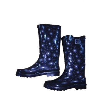 Botas de chuva de salto alto fornecedor chuva alta para venda Ss-098