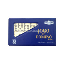 Domino game blocks set