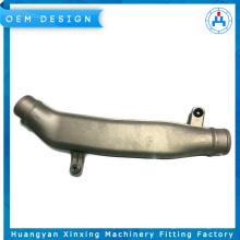 Chine Le tuyau d'OEM partie le moulage par gravité en aluminium de Ningbo